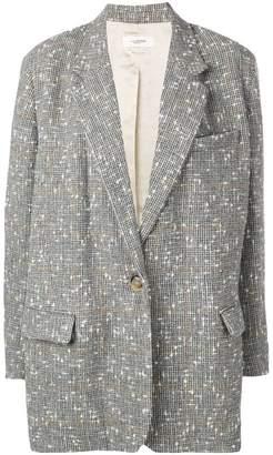 Etoile Isabel Marant oversized tweed blazer