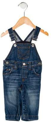 Dolce & Gabbana Infants' Denim Overalls