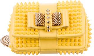 Christian Louboutin Christian Louboutin Mini Spike Sweet Charity Bag