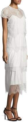 Parker Women's Elsa Tiered Lace Dress