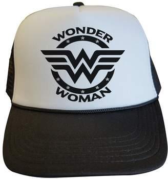 f95104ff225 Little Royaltee Shirts Cute Girl Power Trucker Hats Wonder Woman - Royaltee  Shirts Hat Collection