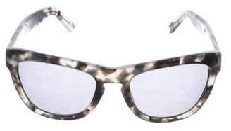 96acadc5ab Westward Leaning Westward  Leaning Tortoiseshell Gradient Sunglasses