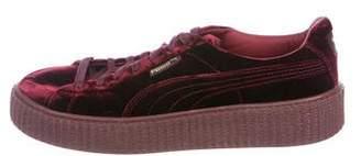 FENTY PUMA by Rihanna Velvet Crepeer Sneakers