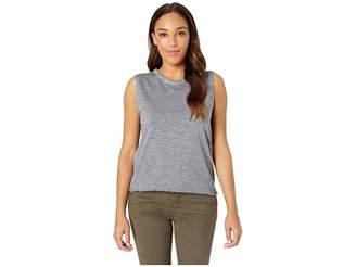 Alternative Inside Out Slub Sleeveless T-Shirt