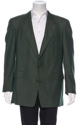 Karl Lagerfeld Lafayette Two-Button Blazer