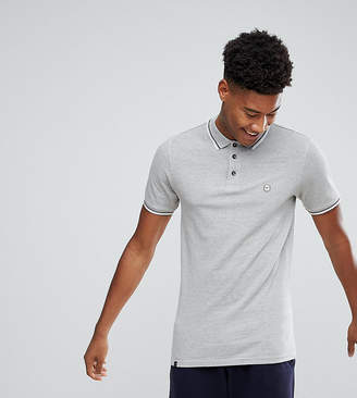 Le Breve Tall Tipped Polo Shirt