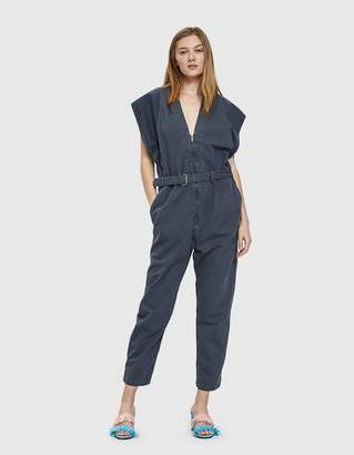 Rachel Comey Level Chino Twill Jumpsuit