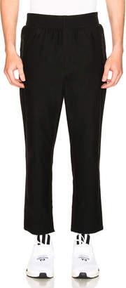 Yohji Yamamoto Y 3 Twill Cropped Pant
