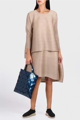 Pleats Please Issey Miyake Stratum Bounce Skirt