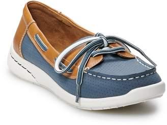 Croft & Barrow Steeple Women's Boat Shoes
