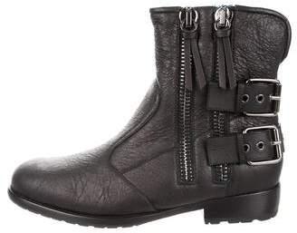 Giuseppe Zanotti Morrison Biker Boots w/ Tags