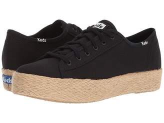 Keds Triple Kick Jute Women's Lace up casual Shoes