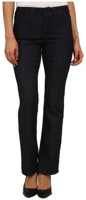 NYDJ Petite Petite Billie Mini Boot in Dark Enzyme Women's Jeans