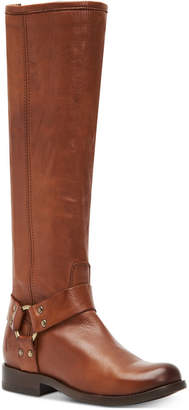 Frye Women Phillip Harness Boots Women Shoes