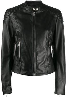 Belstaff fitted zipped jacket