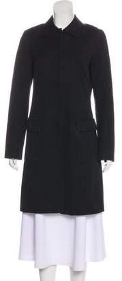 Theory Casual Knee-Length Coat