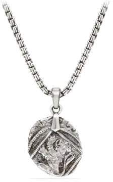 David Yurman Davidyurman Shipwreck Coin Amulet, 23Mm