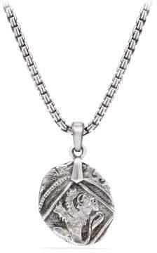 David Yurman Davidyurman Shipwreck Coin Amulet, 23Mm