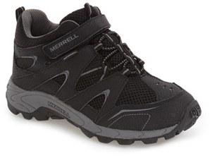 Boy's Merrell 'Hilltop' Waterproof Sneaker $54.95 thestylecure.com