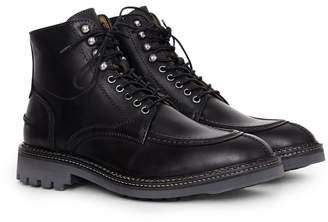 Hudson Wycombe Calf Boot Black