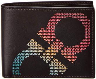 Salvatore Ferragamo Leather Bifold Wallet