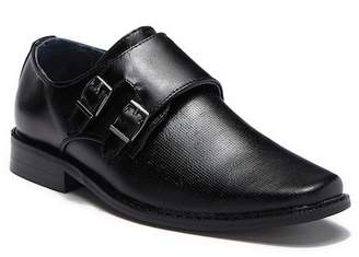 Joseph Allen Monk Strap Loafer (Little Kid & Big Kid)