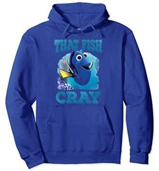 Disney Pixar Finding Dory That Fish Cray Graphic Hoodie