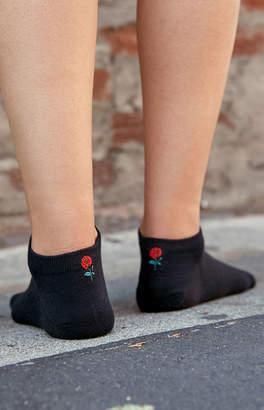 John Galt Rose Ankle Socks