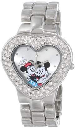 Disney Women's MN2003 Mouse Dial Bracelet Watch