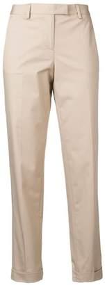 Alberto Biani slim fit trousers