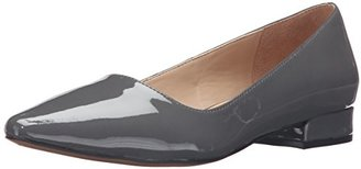 Franco Sarto Women's L-Saletha Pointed Toe Flat $46.18 thestylecure.com