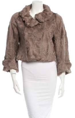 Marni Lamb Hair Jacket