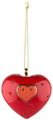 Alessi Heart and Heart Decoration