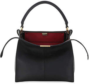 Fendi Peekaboo Xlite Mini Top-Handle Bag