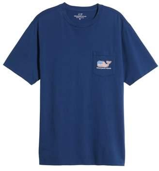 Vineyard Vines U.S. Tradition Pocket T-Shirt