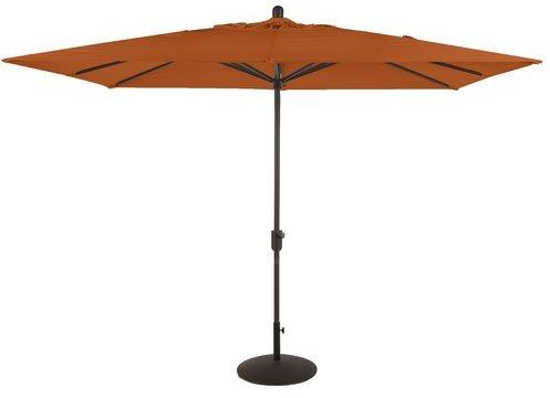 Amauri Outdoor Living, Inc 6.5' x 10' La Jolla Rectangular Market Umbrella