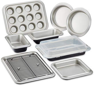 Anolon 10-Pc. Two-Tone Steel Non-Stick Bakeware Set