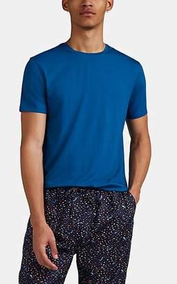 Derek Rose Men's Basel Jersey T-Shirt - Blue