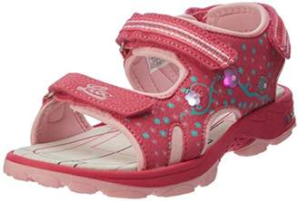 Lico Girls 470110 Platform Sandals Pink Size: