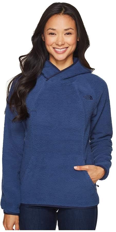 Sherpa Pullover Women's Sweatshirt