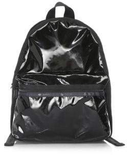 Le Sport Sac Candace Patent Backpack