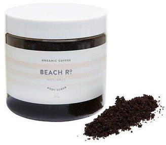 NEW Body Scrub - Organic Coffee (300g) by Beach Road Naturals