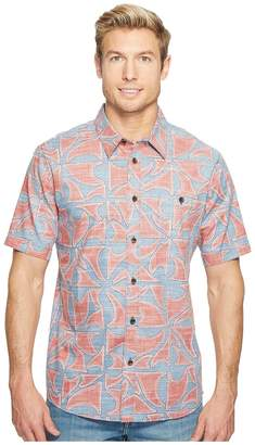 Quiksilver Waterman Finisteria Woven Top Men's Clothing