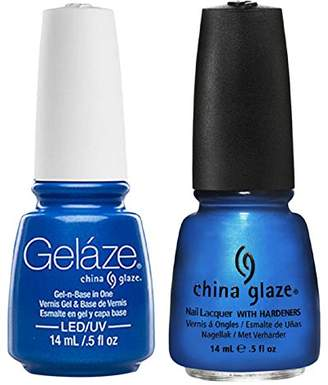 China Glaze Gelaze Tips and Toes Nail Polish