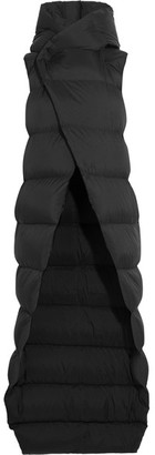 Rick Owens - Padded Shell Down Jacket - Black $2,100 thestylecure.com