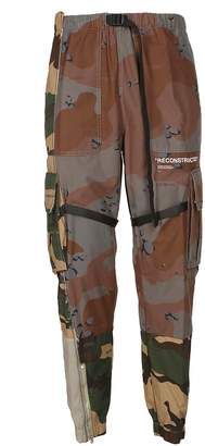 Off-White Off White Reconstructed Trousers
