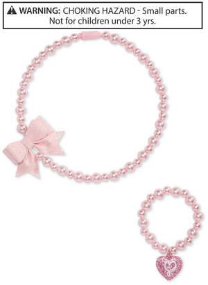 LTB On The Verge Little & Big Girls 2-Pc. JoJo Siwa Necklace & Bracelet Set