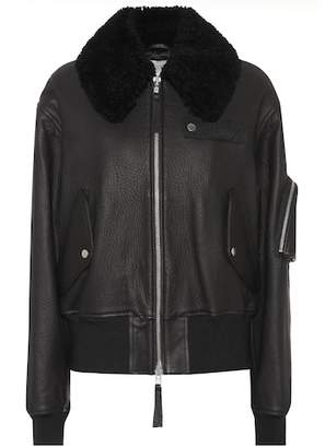 Public School Guilia leather jacket