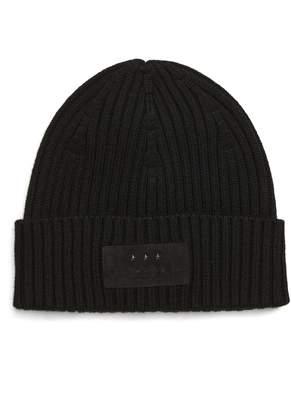 John Varvatos Rib Knit Hat