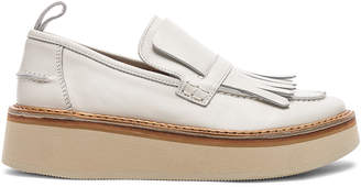 Flamingos Leather Trianon Loafers